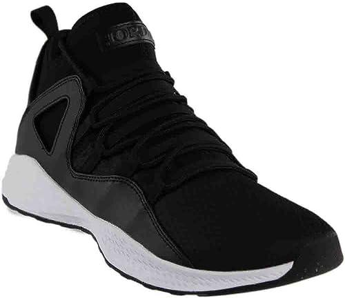 Nike Schuhe Jordan Formula 23 schwarz-schwarz-Weiß (881465-031) 42 Schwarz