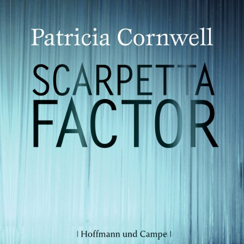 Scarpetta Factor (Kay Scarpetta 17) audiobook cover art
