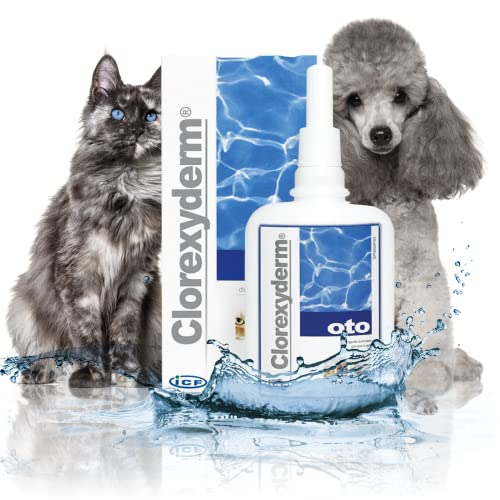 CIF ICF Clorexiderm OTO 150ml - Igiene toeletta Cane