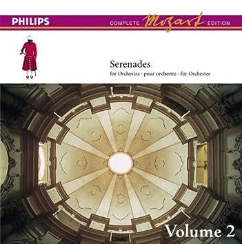 Mozart: The Serenades for Orchestra, Vol.2 (Complete Mozart Edition)