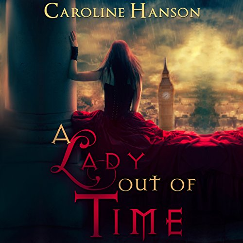 A Lady out of Time audiobook cover art