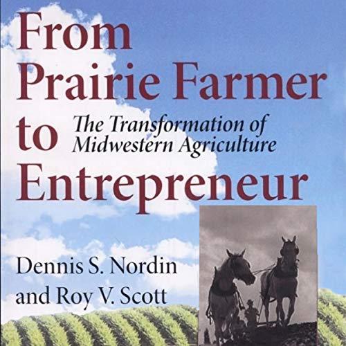 From Prairie Farmer to Entrepreneur audiobook cover art