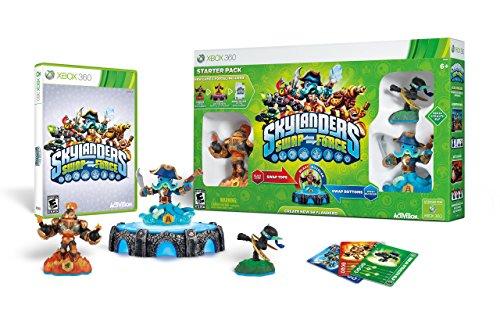 Skylanders SWAP Force Starter Pack - Xbox 360