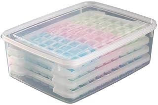 Urben Life Senos de Hielo, 6 Modelos Caja Rectangular con Tapa de plástico máquina de