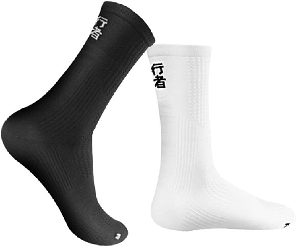 Mens Womens Breathable Ankle Cycling Socks Running Riding Sports Bike Socks