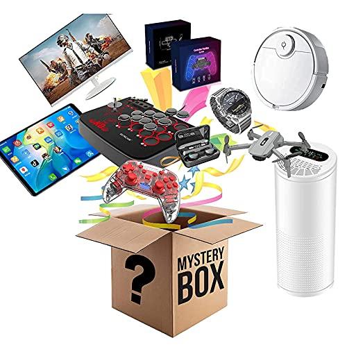 Boîte mystère, boîte surprise électronique, boîte surprise boîte mystère - vous pouvez ouvrir des décorations, de l'électronique, des jouets, des articles ménagers, tout est possible (aléatoire)