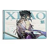 XCNGG Genshin Impact Poster Gemälde Drucke Modern16 'x 24'