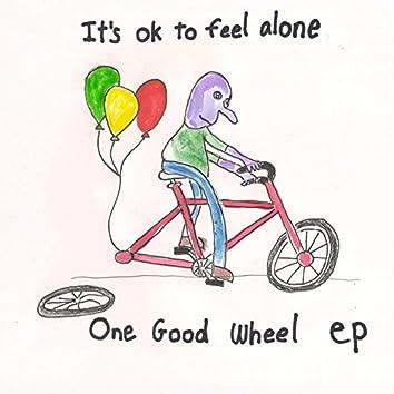 One Good Wheel