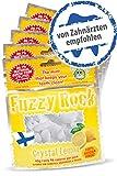 Xylit-Bonbons Lemon von Fuzzy Rock