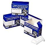 Tacógrafo digital para camión de camión (3 rollos) Tacho digital, 3 rollos de papel superior
