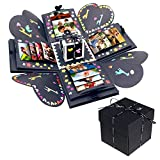 Wovatech Explosion Box - DIY Surprise Creative Handmade Photo Album Scrapbooking - Love Gift Box para cumpleaños, San Valentín, Aniversario, Boda