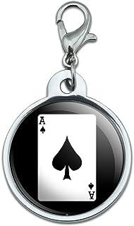 Chrome Plated Metal Small Gambling