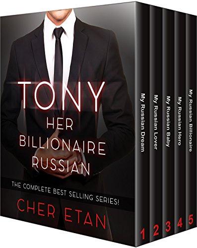 Tony, Her Billionaire Russian: A BWWM BBW 5 Stories In 1 Bundle (Afro Bundles Book 2)