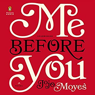 Me Before You audiobook cover art