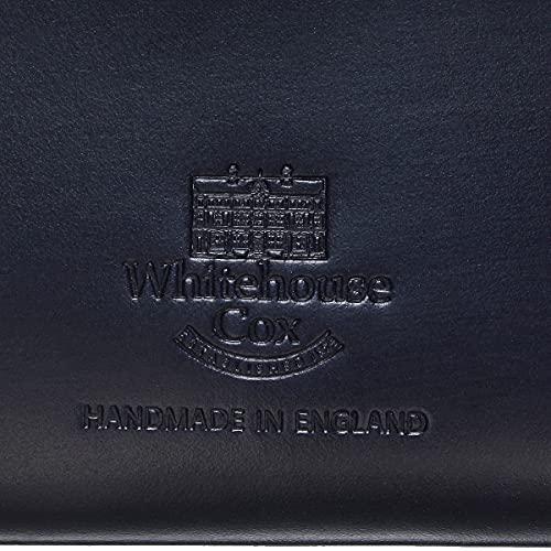ホワイトハウスコックス(WhitehouseCox)S1941ジップマルチケースハバナ