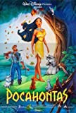 Pocahontas – Wall Poster Print – A3 Size - 297mm x