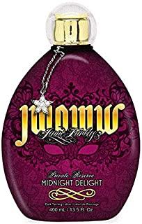 Lot of 2 Jwoww Midnight Delight Bronzer Tanning Lotions