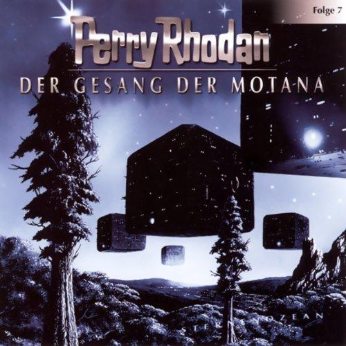 Der Gesang der Motana audiobook cover art
