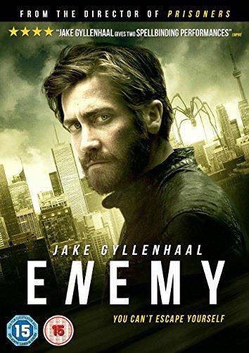 Enemy [DVD] by Jake Gyllenhaal