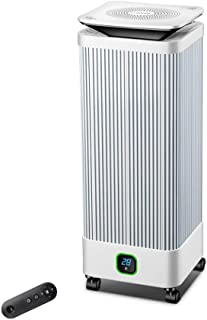 Radiador eléctrico MAHZONG Calentador de Ahorro de energía, Electricidad, baño, Dormitorio, Caliente, 2000W