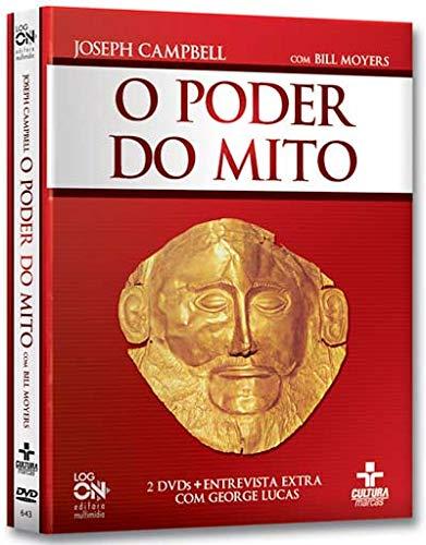 Coleção O Poder do Mito - 2 DVDs - ( Joseph Campbell and the Power of Myth )