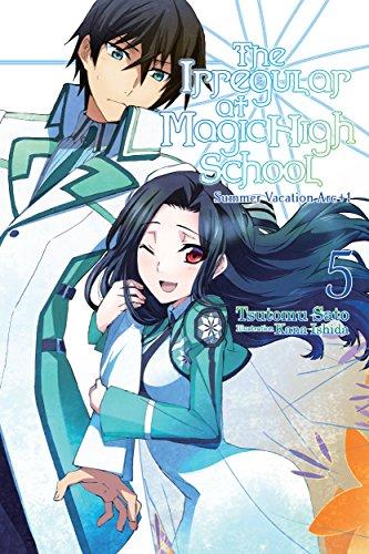 The Irregular at Magic High School, Vol. 5 (light novel): Summer Vacation Arc +1 (English Edition)