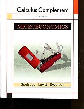 Paperback Calculus Complement Microeconomics Book