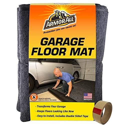 Armor All AAGFMC20 Charcoal Garage Floor Mat