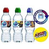 Nestl Aquarel - 33 cl Tapn Sport Agua Mineral Natural - [set di 8]