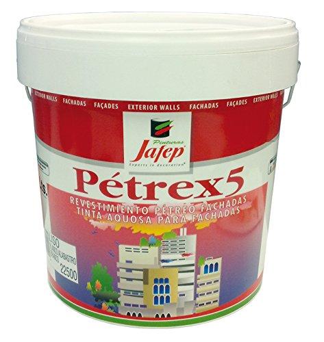 JAFEP Petrex 5 Liso Marfil Rocalla 4 L