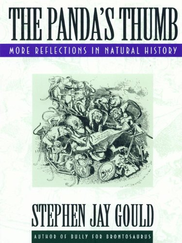 The Panda's Thumb: More Reflections in Natural History (English Edition)