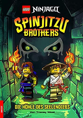LEGO® NINJAGO® – Die Höhle des Seelendiebs: Spinjitzu Brothers