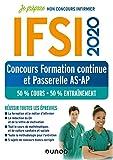 IFSI 2020 Concours Formation continue et Passerelle AS-AP - 50% Cours - 50% Entraînement - Réussir toutes les épreuves