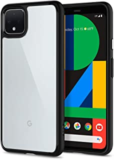 Spigen Google Pixel 4 XL Ultra Hybrid cover/case - Matte Black