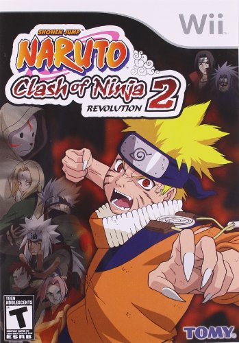 Naruto: Clash Of Ninja Revolution 2 - Nintendo Wii