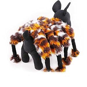 Funny Halloween araignée Dog Costume Cosplay Vêtements pour petit chien Chihuahua Yorksire pour animal domestique Chat Chien Puppy Vêtements de fête Veste Manteau
