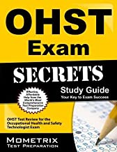 OHST Exam Secrets Study Guide( OHST Test Review for the Occupational Health and Safety Technologist Exam)[OHST EXAM SECRETS SG][Paperback]