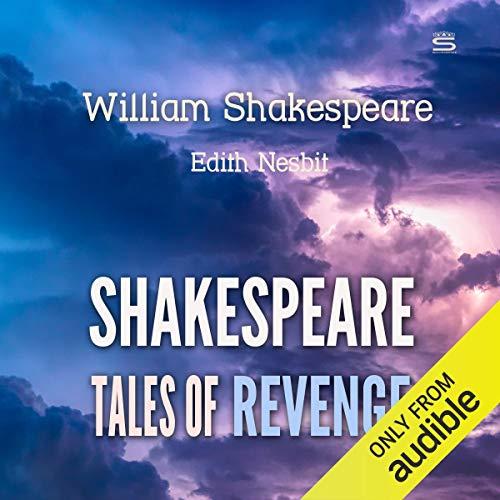 『Shakespeare Tales of Revenge』のカバーアート