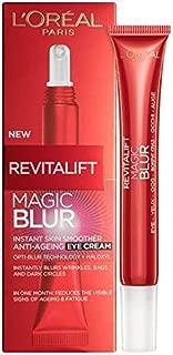L'Oreal Paris Revitalift Magic Blur Instant Skin Smoother Anti-Ageing Eye Cream 15ml