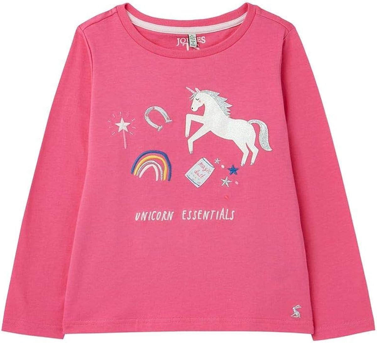 Joules Girl's Ava T-Shirt (Toddler/Little Kids/Big Kids)