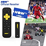 NOW TV Smart Stick with HD & Voice Search with 1 Month Sky