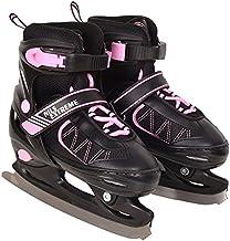 NILS Schaatsen, hockeyschaatsen, 2-in-1, hockey, sport, wintersport, ijs (roze)