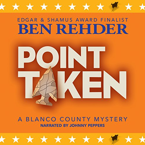 Point Taken: Blanco County Mysteries, Book 10