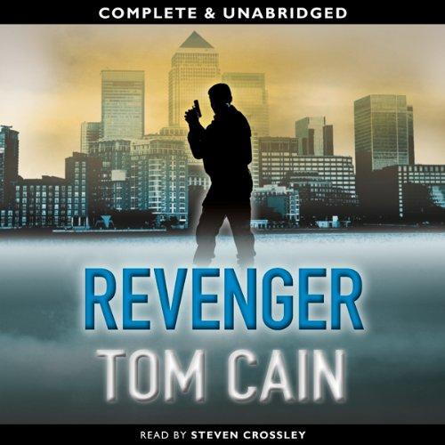 Revenger cover art