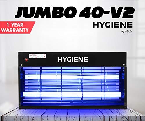 Hygiene 40W Jumbo V2 Flying Insect Killer UV Tube Catcher Zapper Repellent Machine