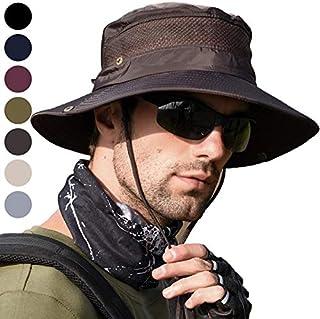 fb07a37c7da0 Amazon.es: sombreros hombre - Marrón
