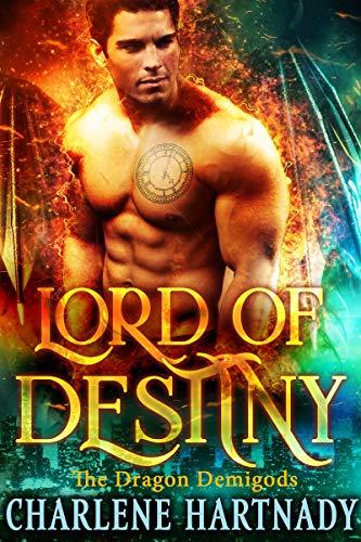 Lord of Destiny (The Dragon Demigods Book 6) (English Edition)