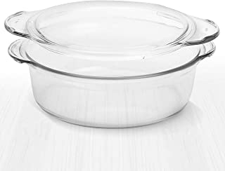 9 inch round glass baking dish