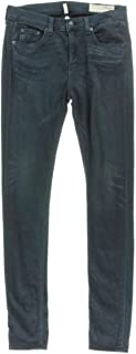 rag & bone/Jean High Rise Skinny Jeans, Classic Indigo' Dark Wash