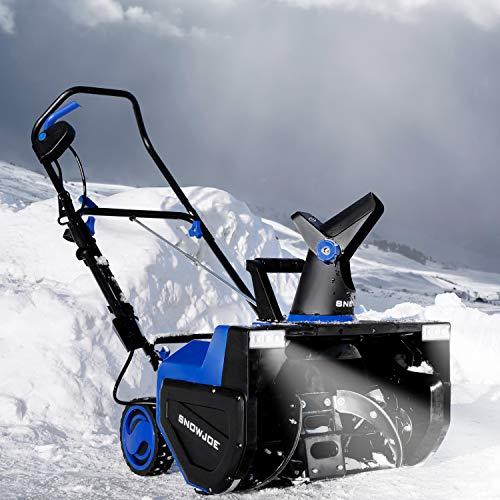 Souffleuse à neige électrique Snow Joe 22po SJ627E - 4